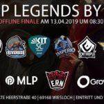 MLP Legends: Team Riverside spielt mit um den Titel