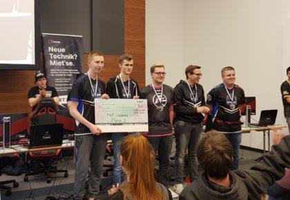 MLP Legends: Starker 2. Platz für Team Riverside